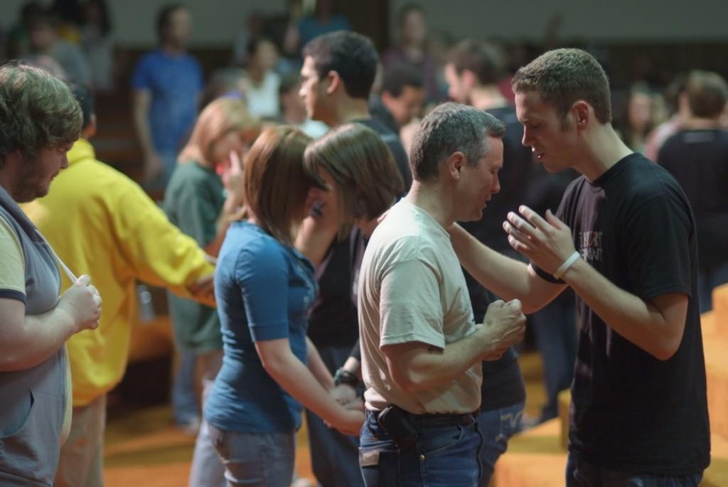 Bryce Hargis Praying