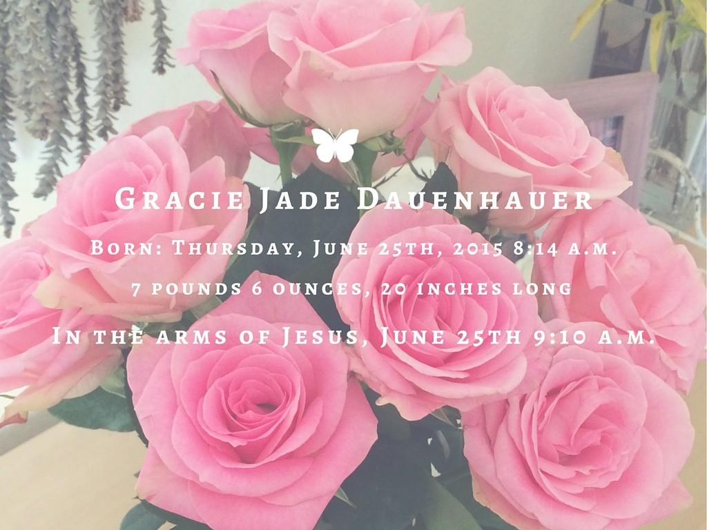 Gracie Jade Dauenhauer